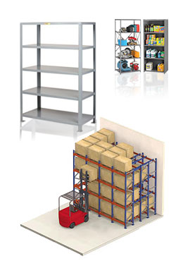 Raymond Storage Solutions: Our Partners